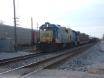 CSX 2556 & 1520